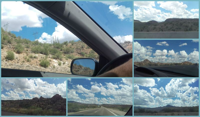 Driving Arizona 3